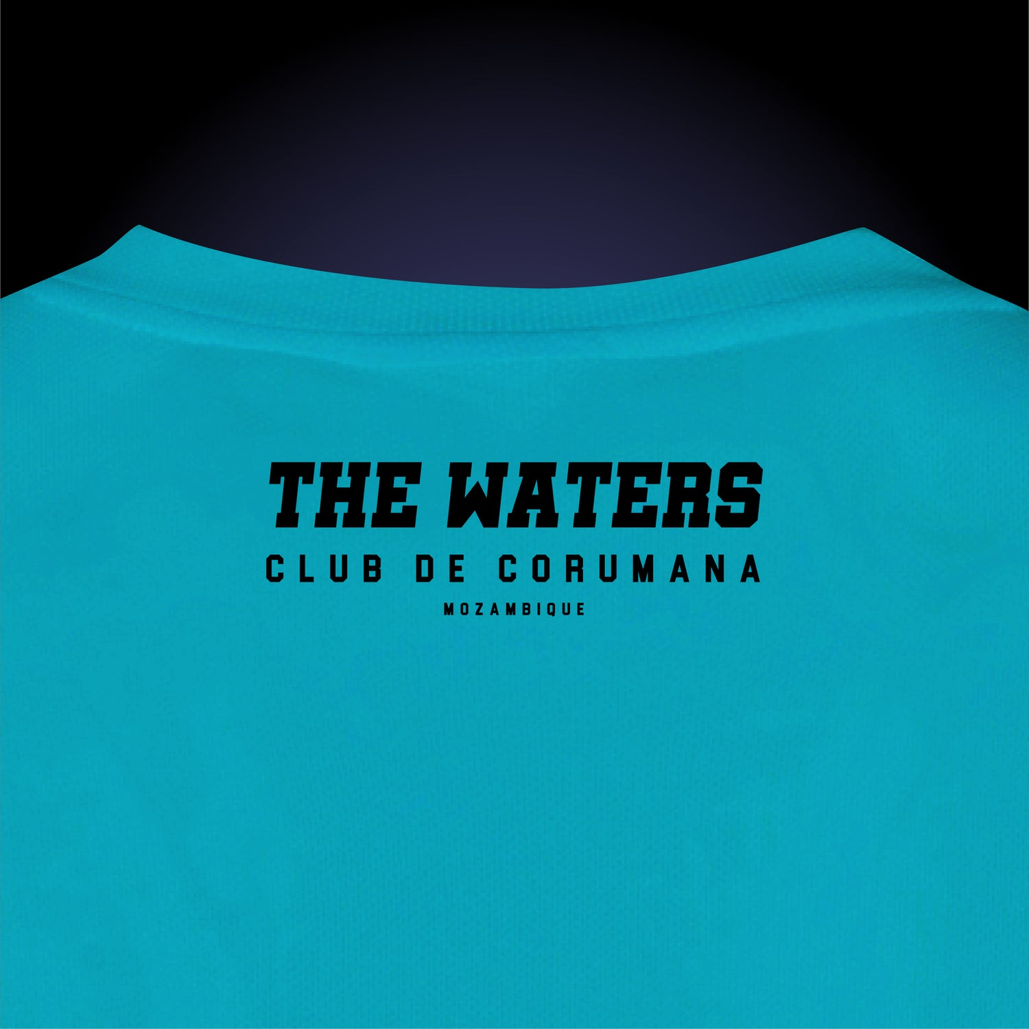 Image of The Waters Unofficial Replica Jersey