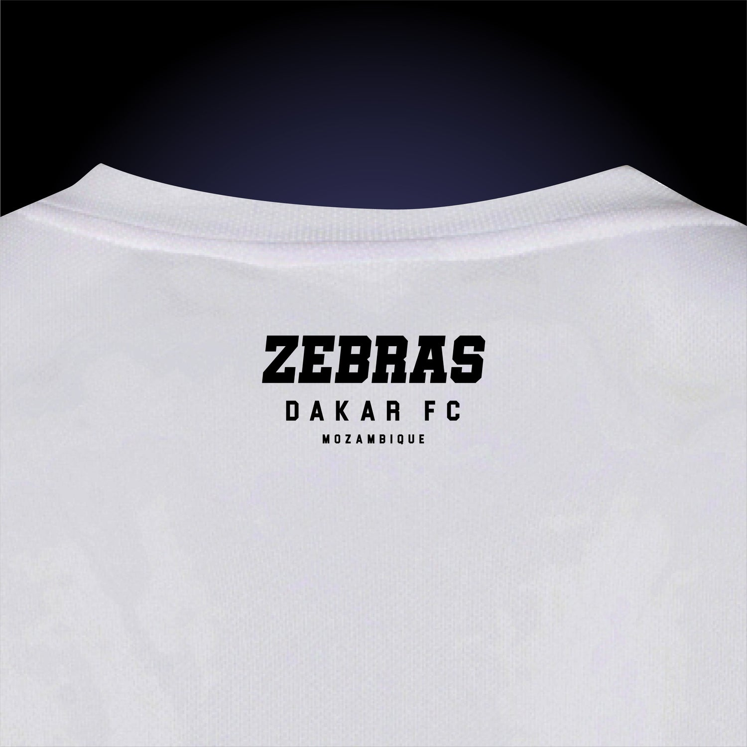 Image of Zebras Replica Jersey