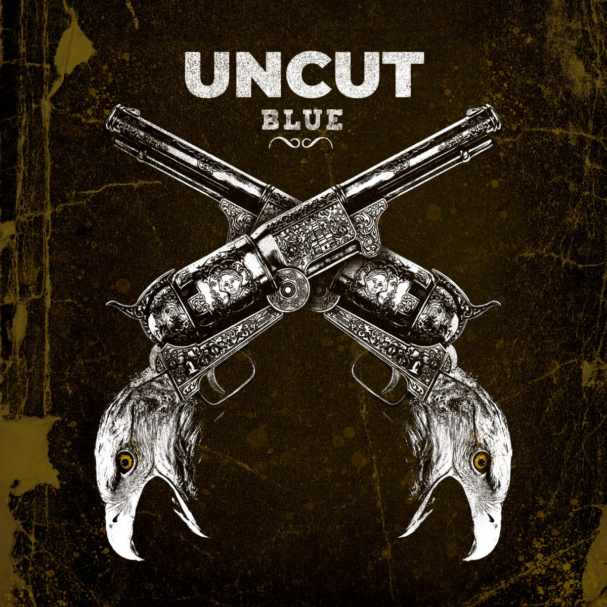 Image of UNCUT - BLUE // VINYL