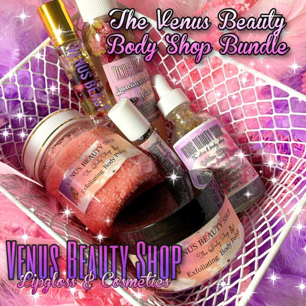 Venus Beauty Body Shop Bundle!