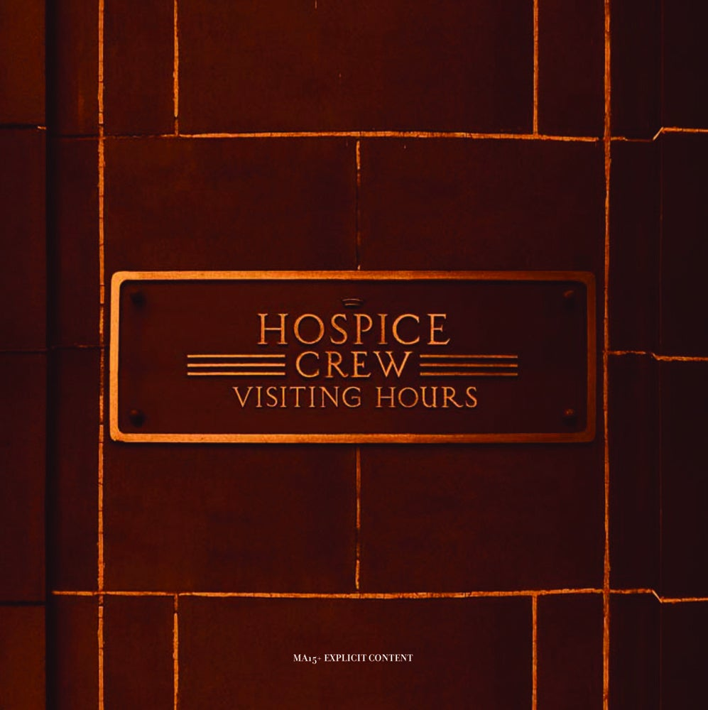 Image of BTE007 - HOSPICE CREW - Visiting Hours