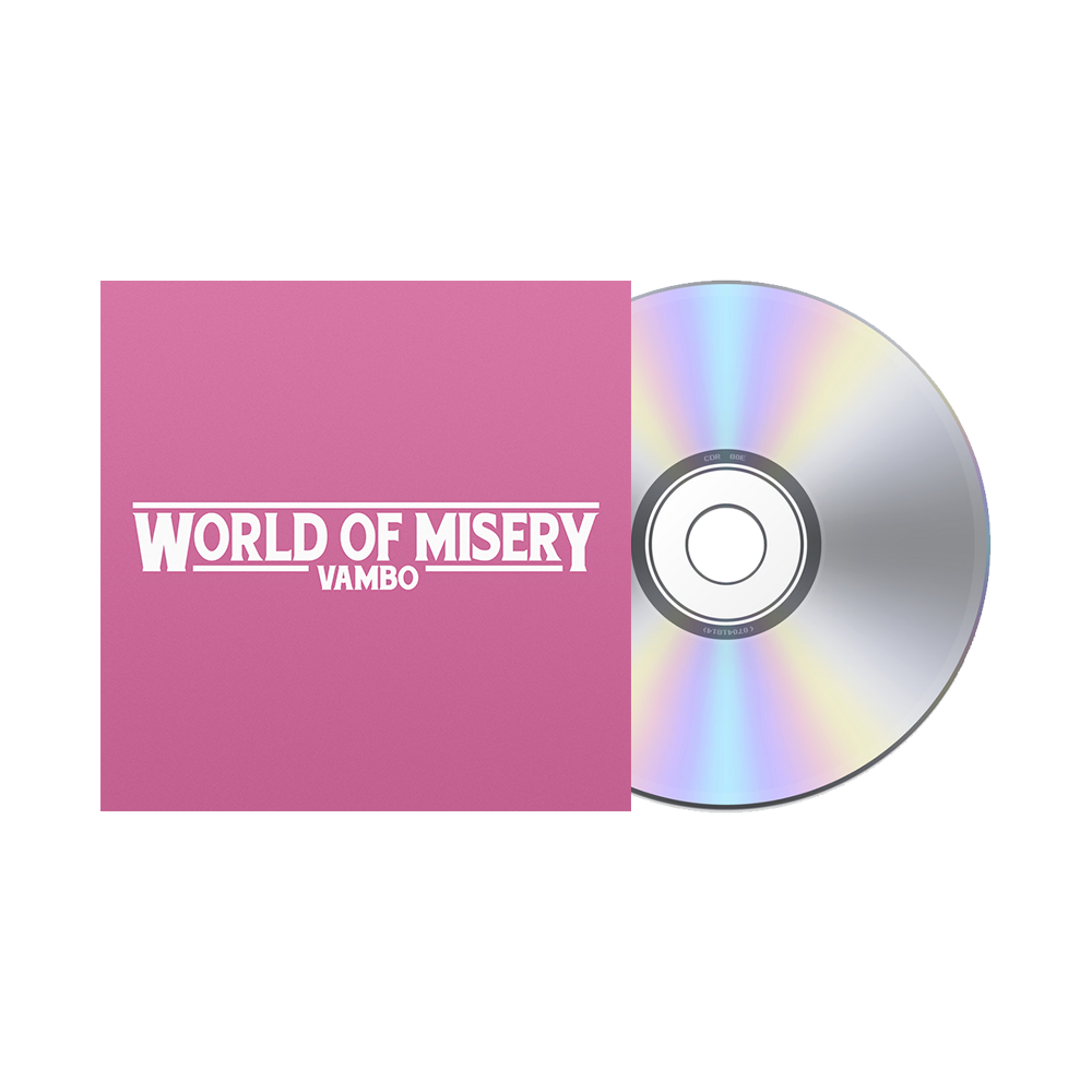 Image of World of Misery [CD]
