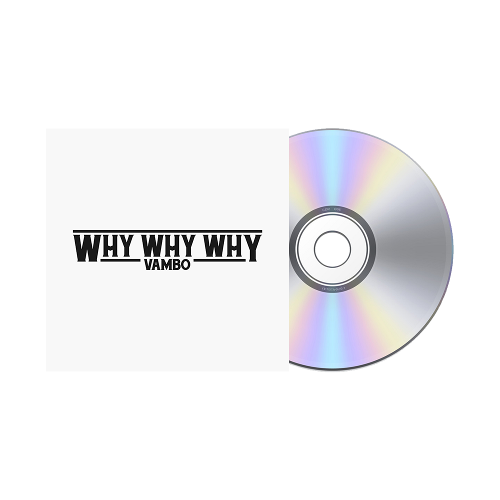 Image of Why Why Why [CD]