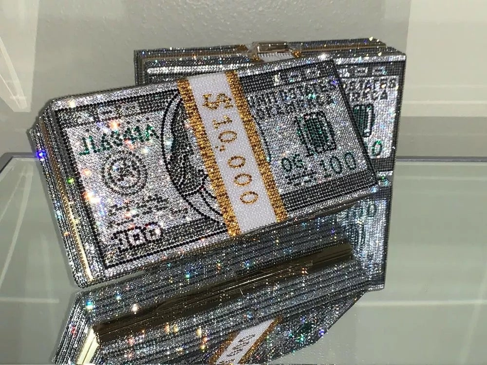 "Image of ""10,000"" Clutch"