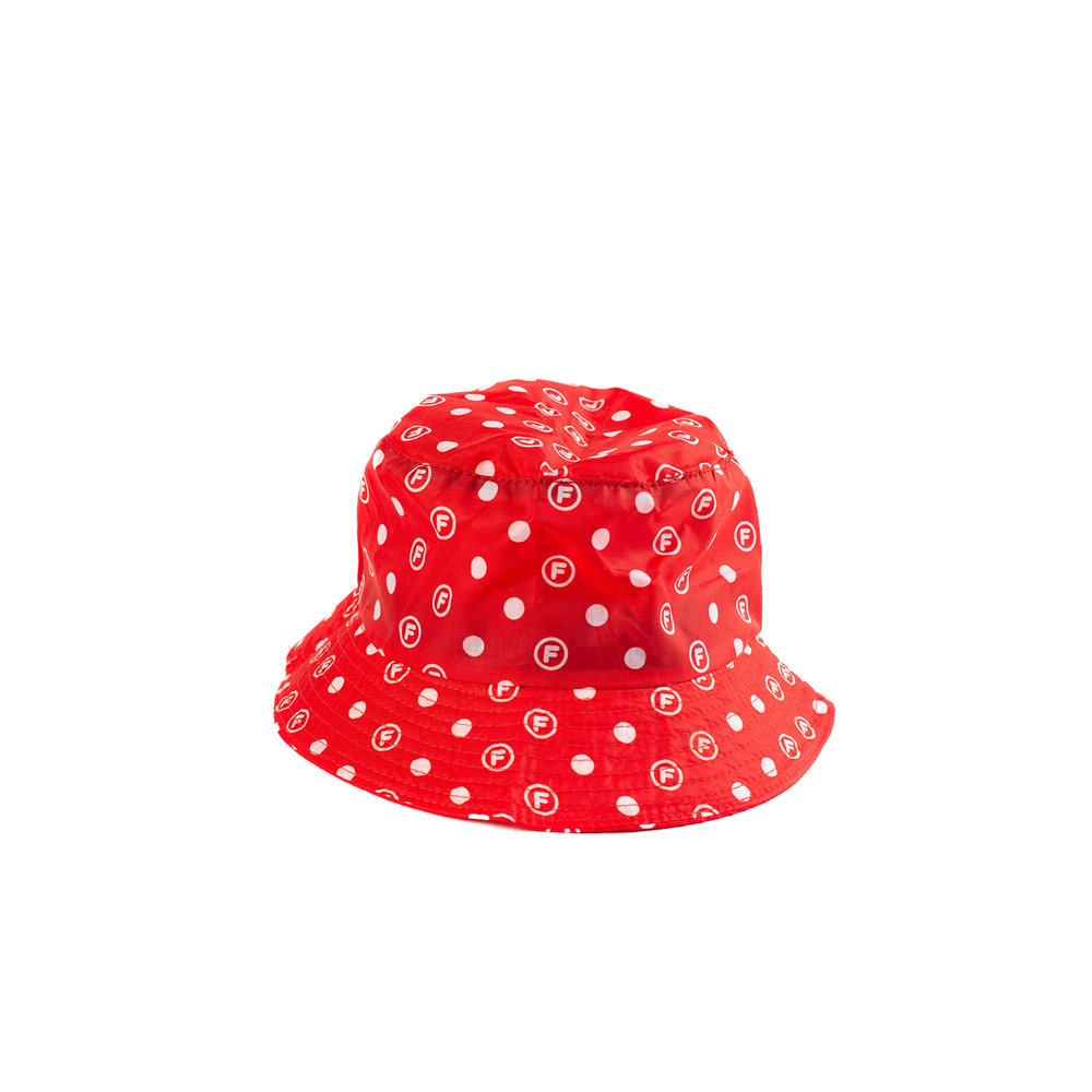 Image of OriginalFani®design Fan-dana™ Bucket Hat (Red)