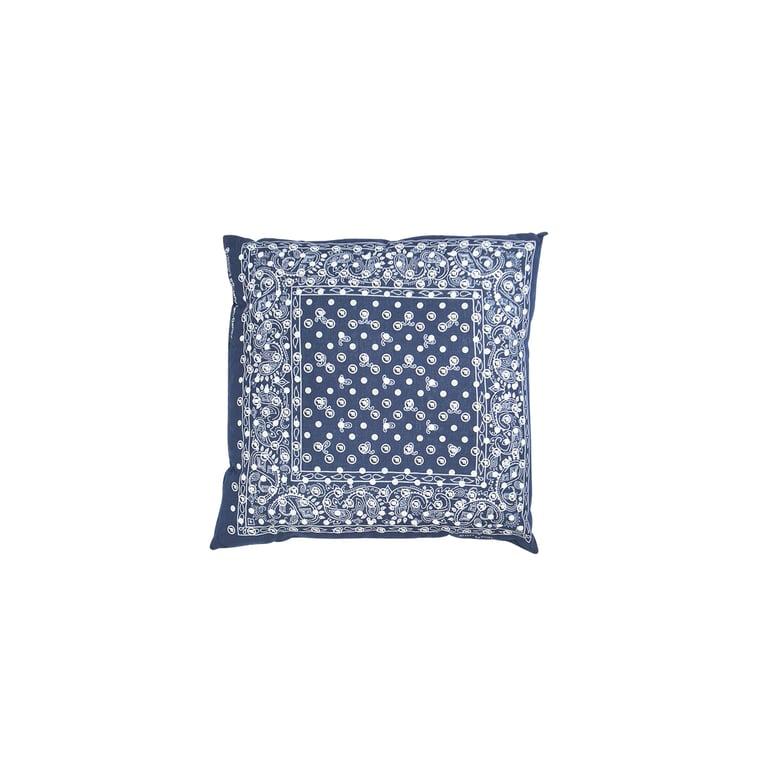Image of OriginalFani®design Santana Fan-dana™ Pillow/Cushion (Navy)