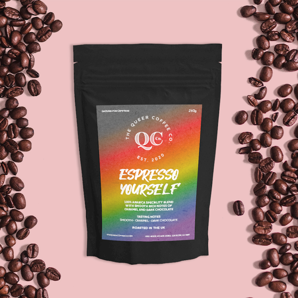 Image of Espresso Yourself - 250g