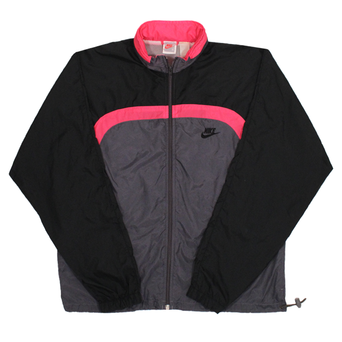 Image of Nike Vintage Windbreaker Infrared Size M