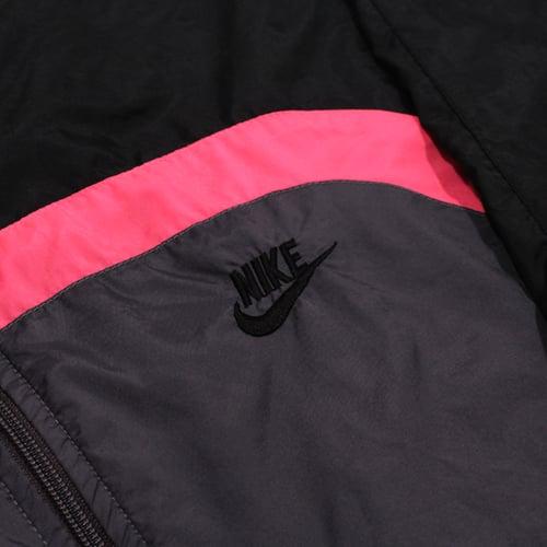 Image of Nike Vintage Windbreaker Infrared Size M