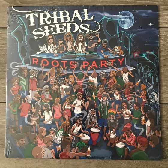 Image of Tribal Seeds - Roots Party EP Vinyl LP