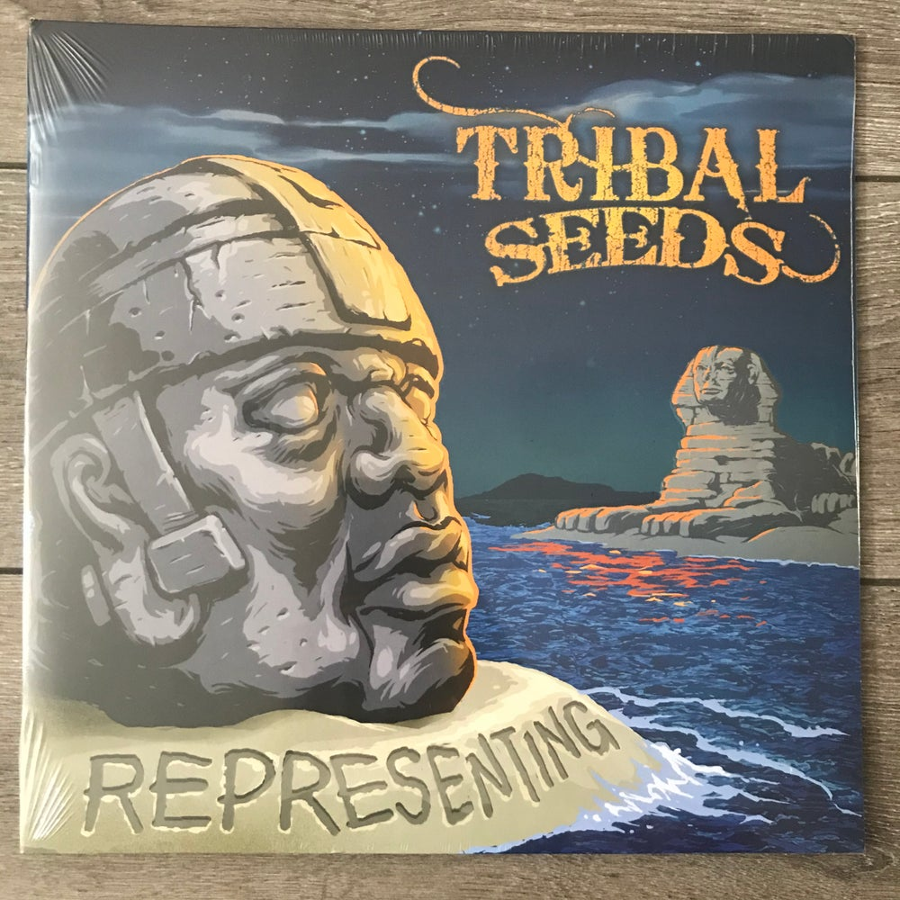 Image of Tribal Seeds - Representing Vinyl LP