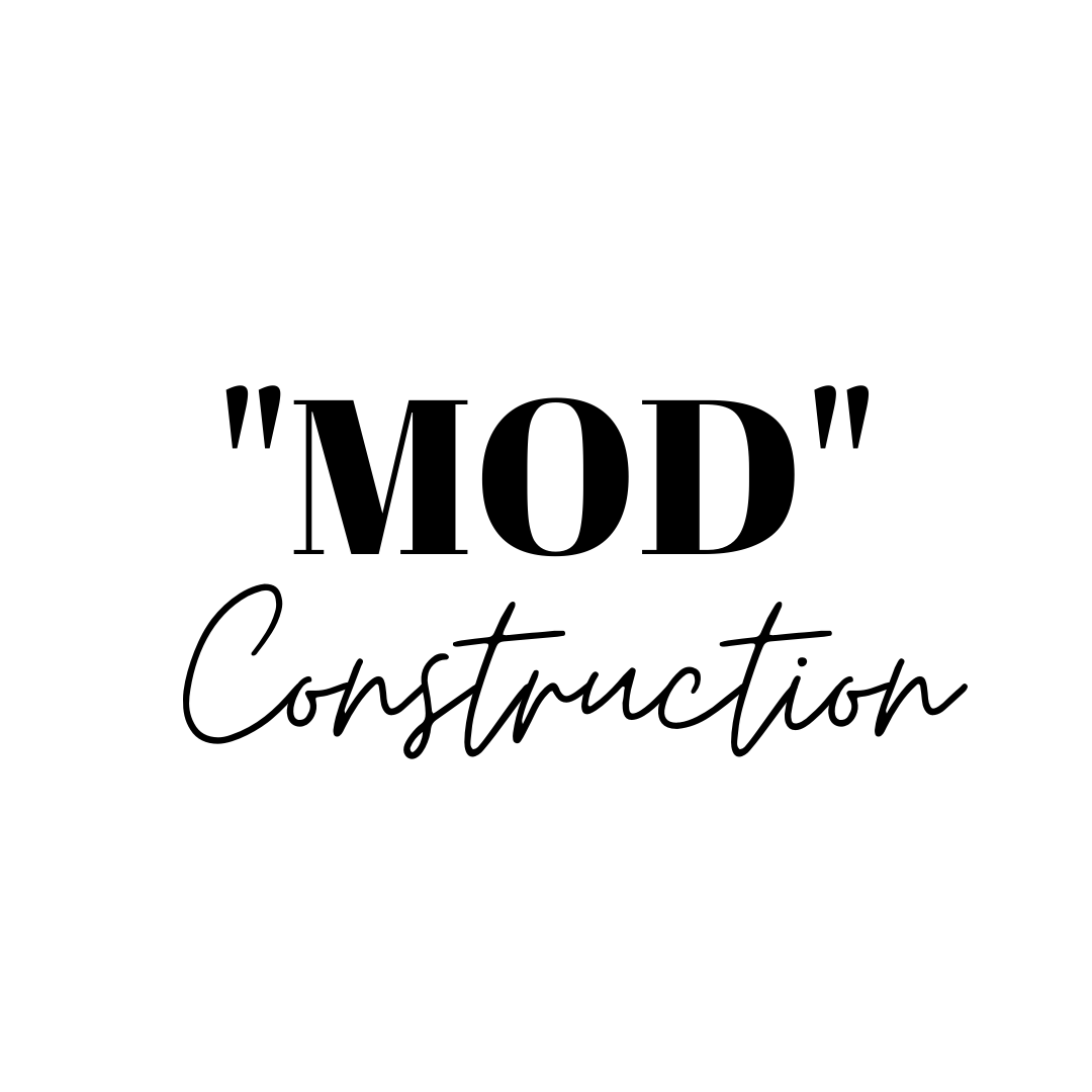 "Image of ""MOD"" CONSTRUCTION"