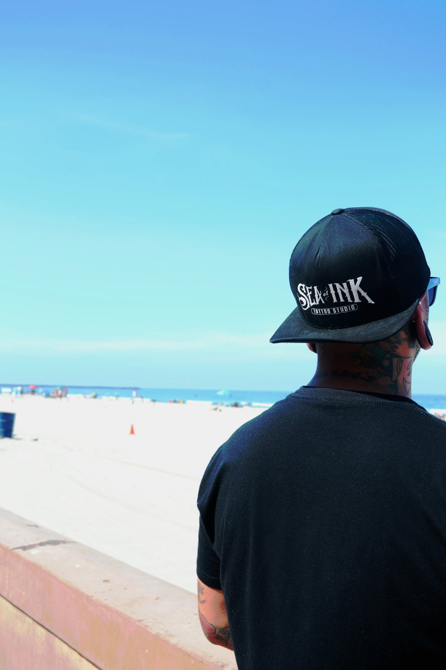 Image of Sea of Ink Hat