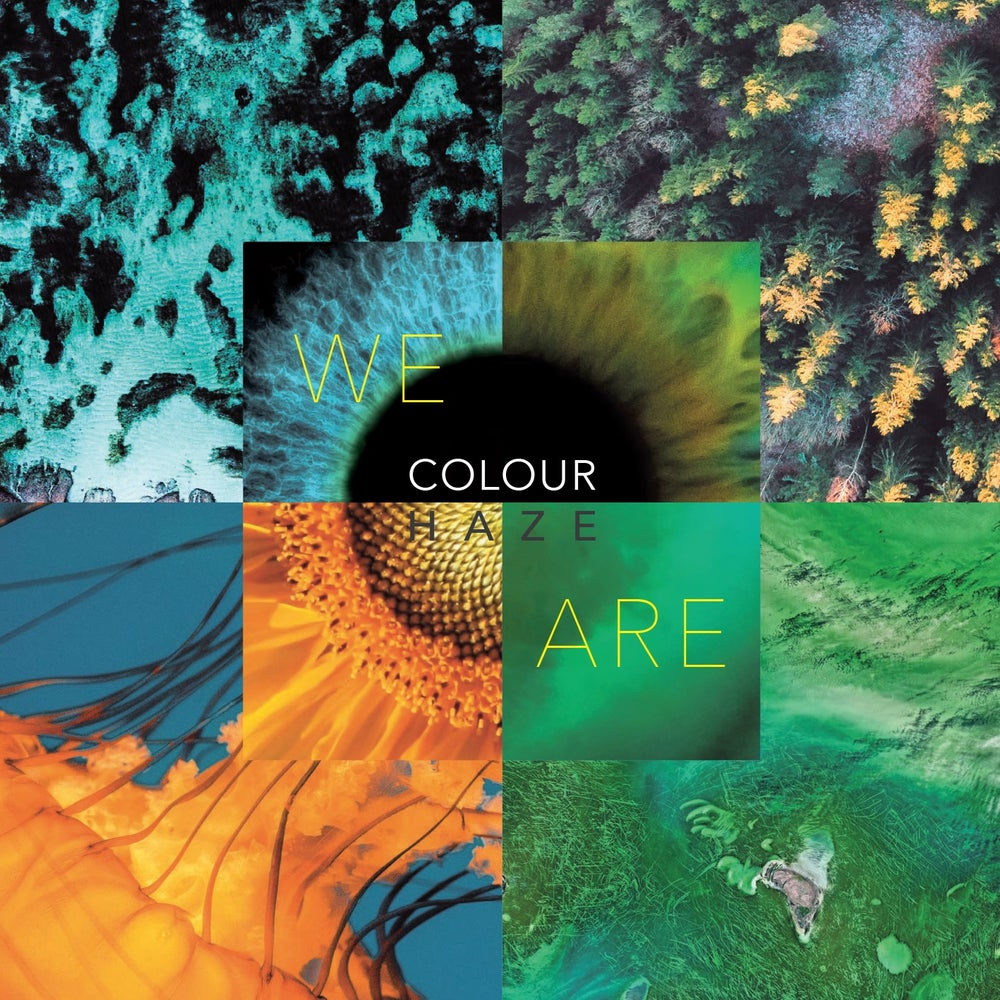 Image of COLOUR HAZE - WE ARE Worldwide Edition Digipak CD