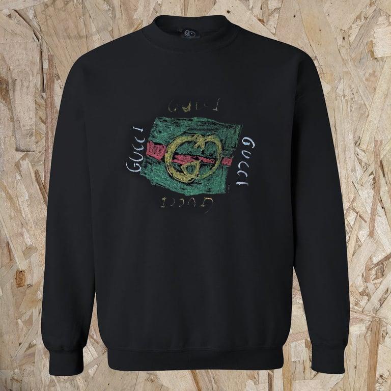 "Image of ""GUU CEE"" [Sweater] (Drawnerys Bootleg Series)"