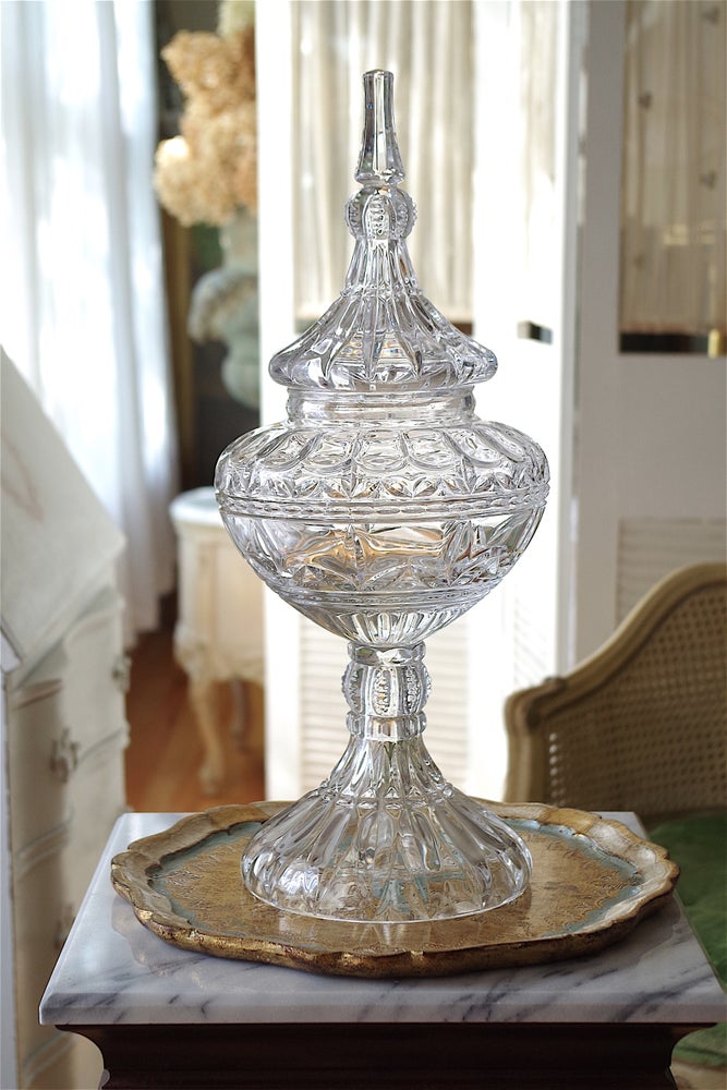 Image of Antique Compote