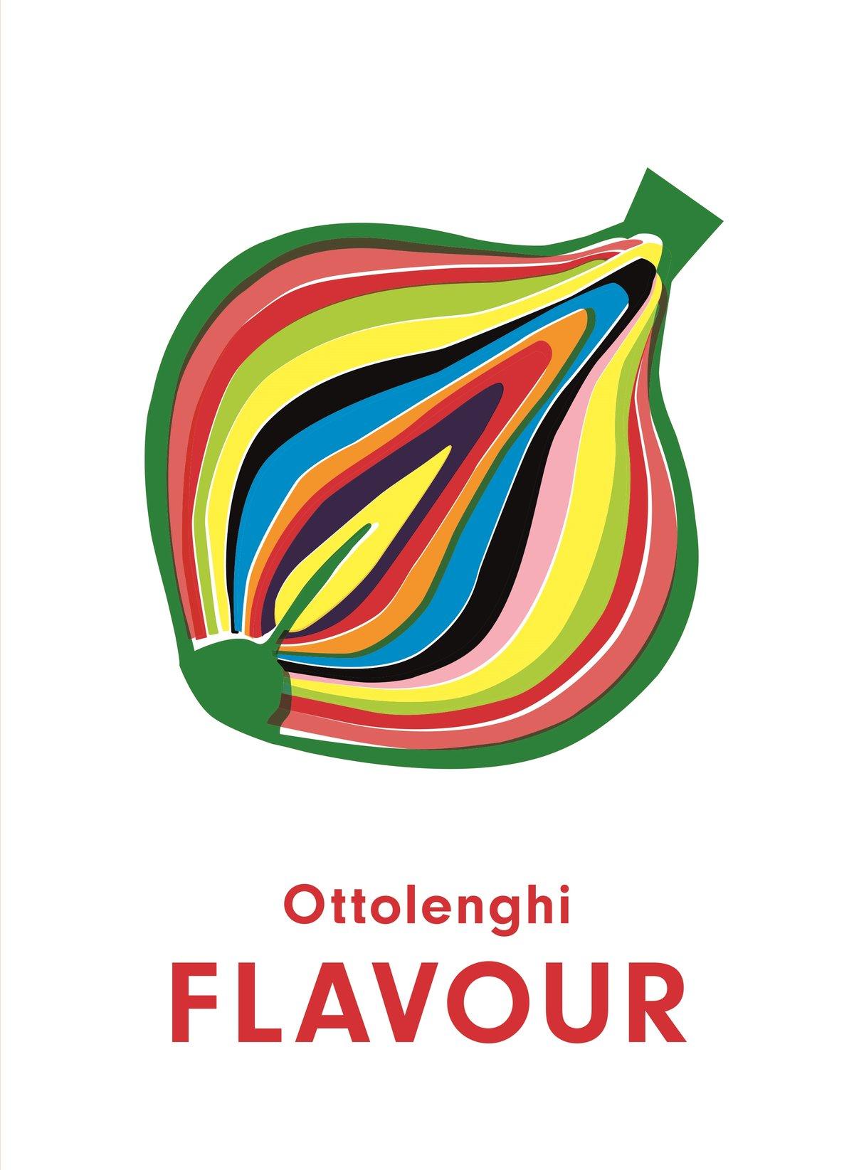 Ottolenghi - Flavour- Yottam Ottolenghi and Ixta Belfrage
