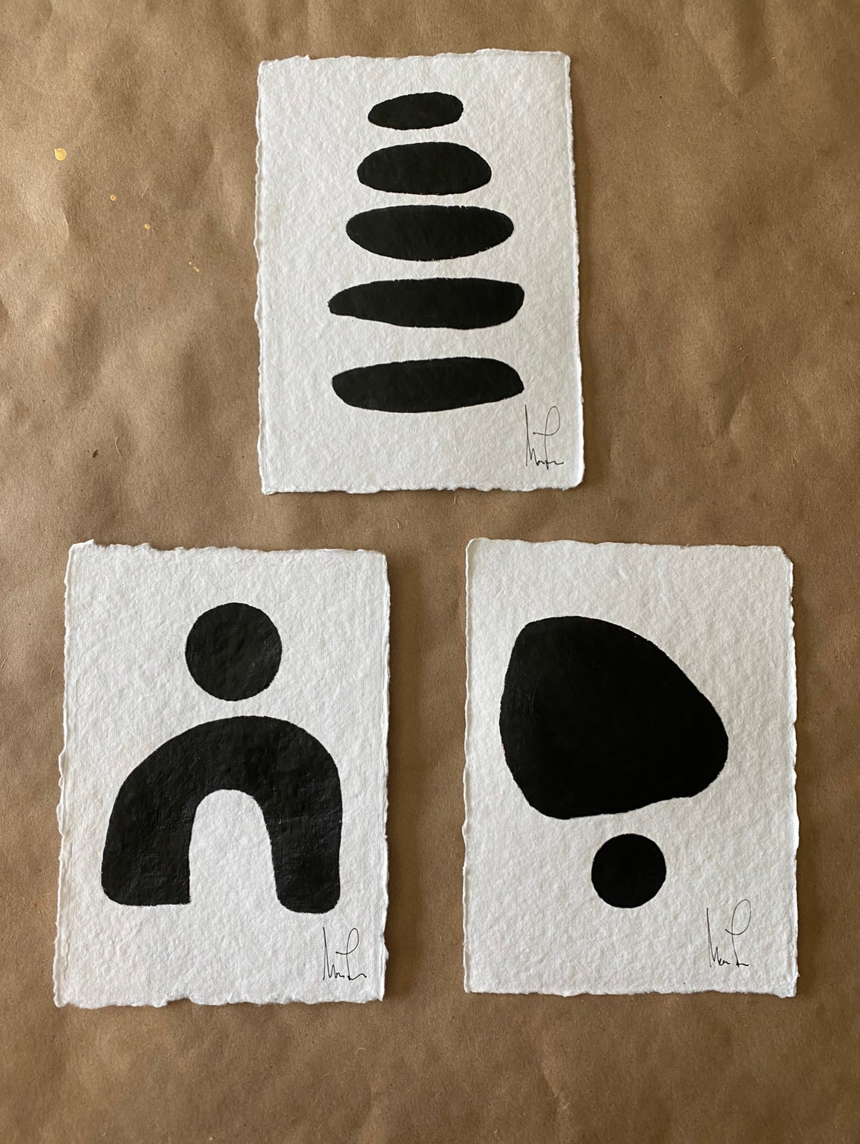 Image of ML • The Shape Collection Set of 3