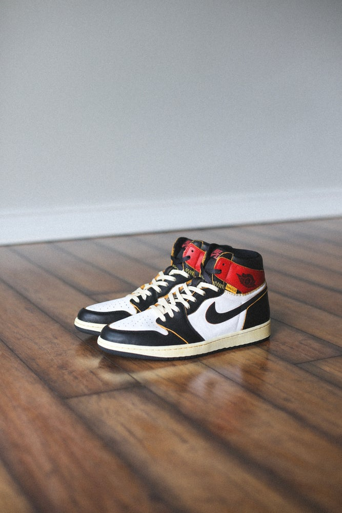 Image of '85 union 1 black/white x bred