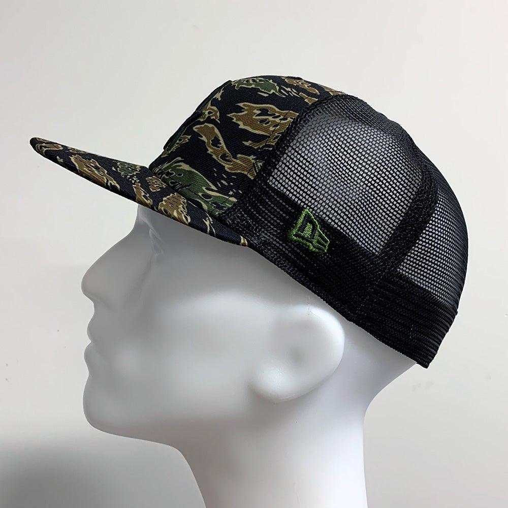Image of New Era Tiger Stripe Mesh Trucker 59Fifty