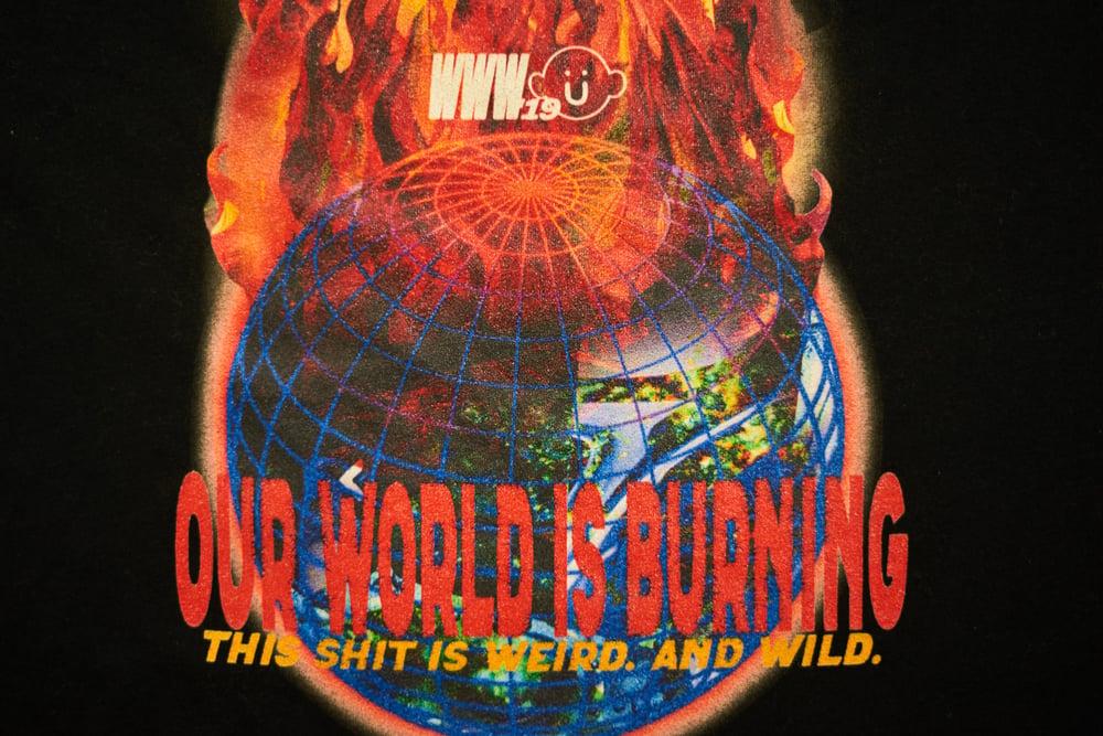 Image of Wörld on FIRE