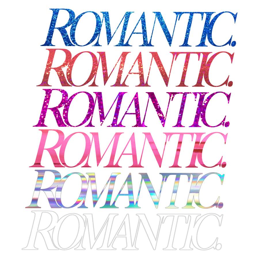 Image of ROMANTIC DIECUT