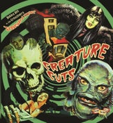 Image of LP. V.A. : Creature Cuts vol 1.   Ltd edition