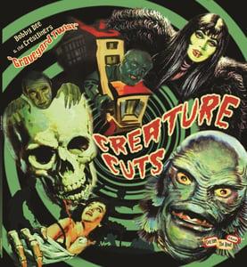 Image of LP. V.A. : Creature Cuts vol 1.   Ltd edition