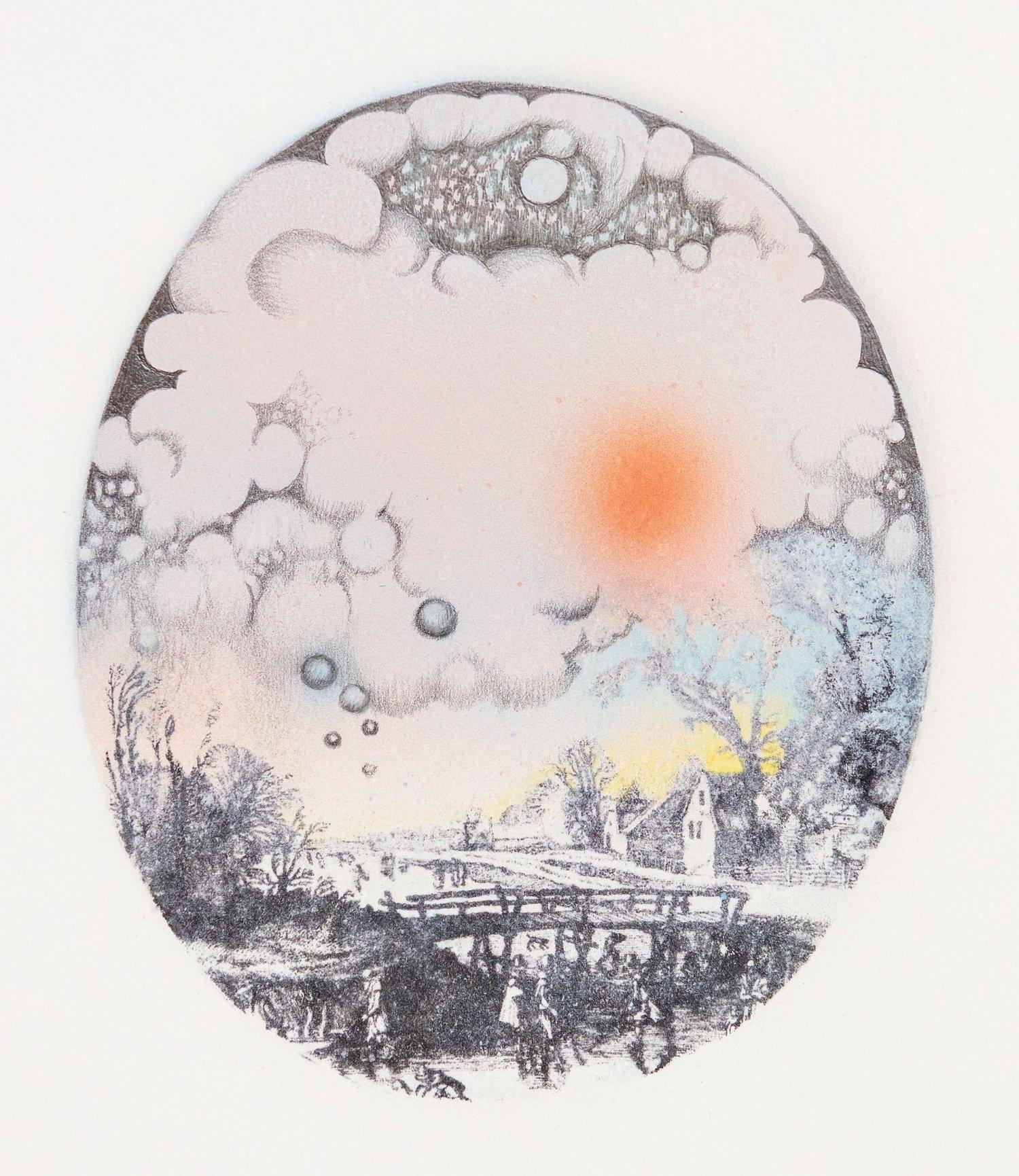 Anouk Mercier / Winter Moon