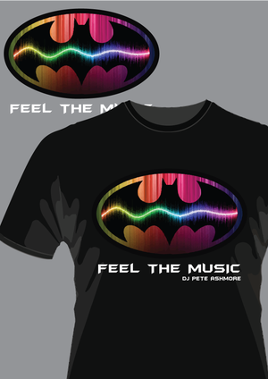 Image of Soundwave T-Shirt and Hoodie