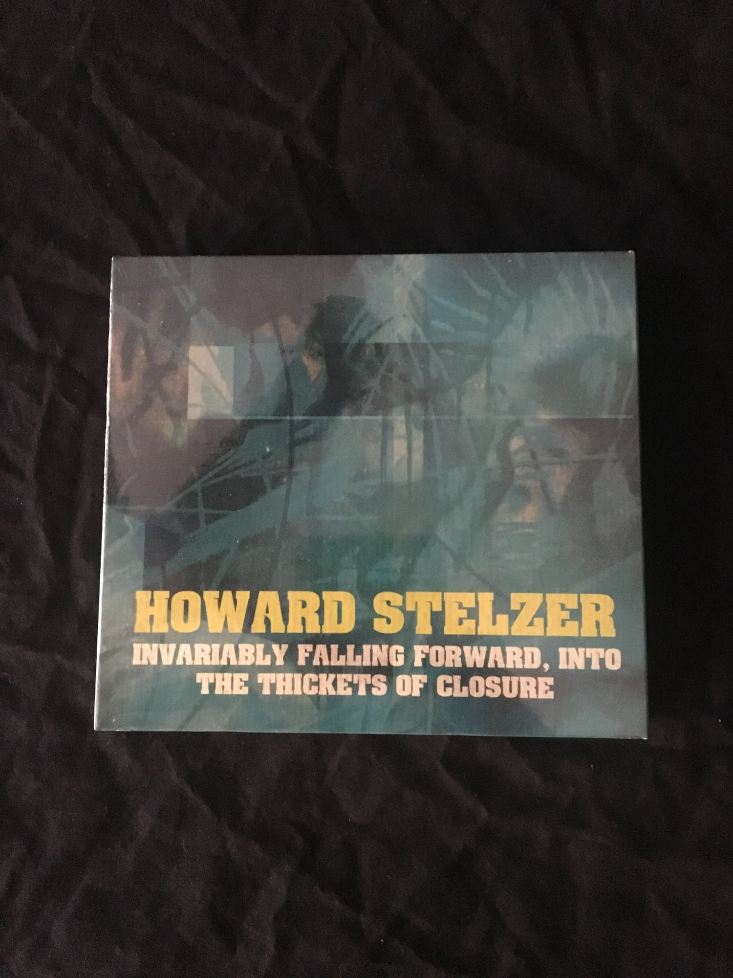Howard Stelzer - Invariably Falling Forward, Into Thickets Of Closure 3xCD (No Rent)