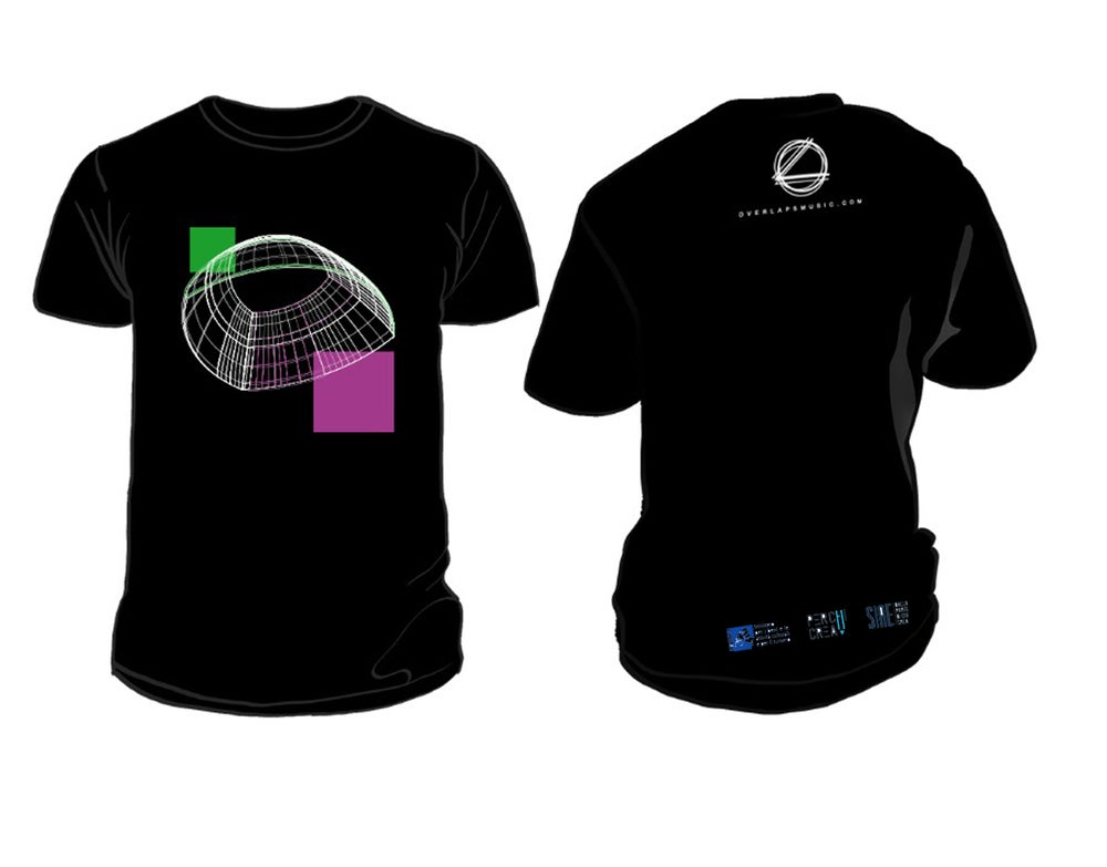 t-shirt OVERLAPS- IN YOUR ROOM