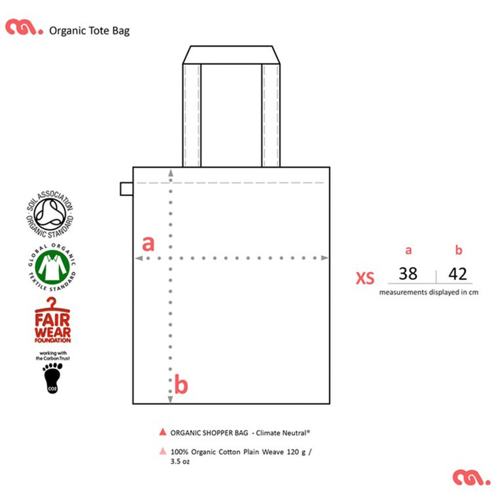 Whatever Mum! Tote Bag (Organic)