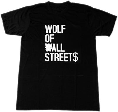 Image of KALVIARI WOLF OF ALL STREET$ TSHIRT