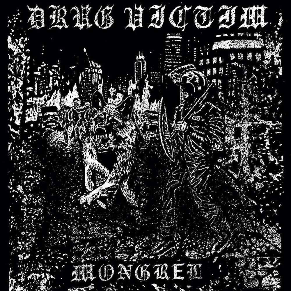 Drug Victim - Mongrel 7""