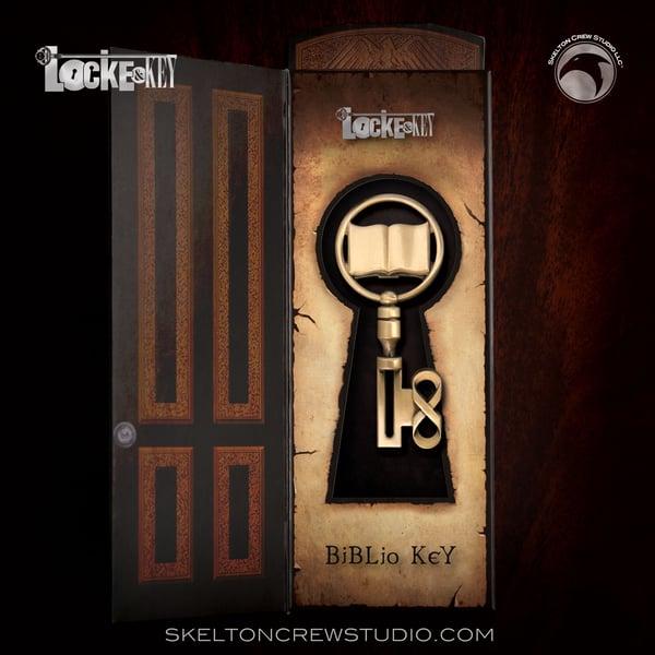 Image of Locke & Key: Biblio Key!