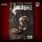 "Image of JOE HILL 2020 CHARITY EVENT: SIGNED ""Welcome to Lovecraft"" #5"