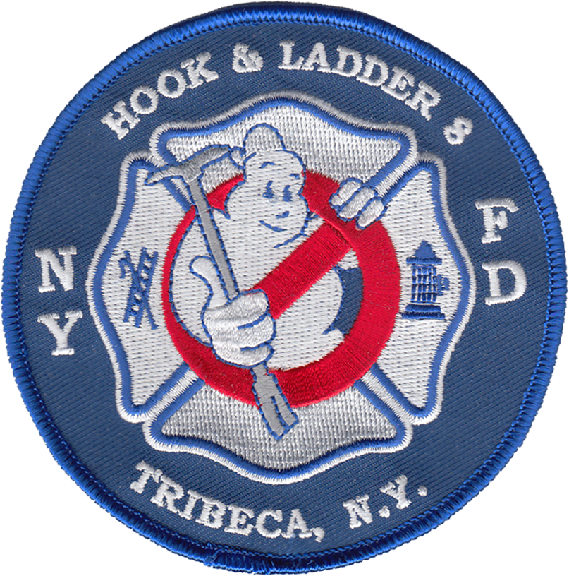 Image of Hook & Ladder 8 Patch