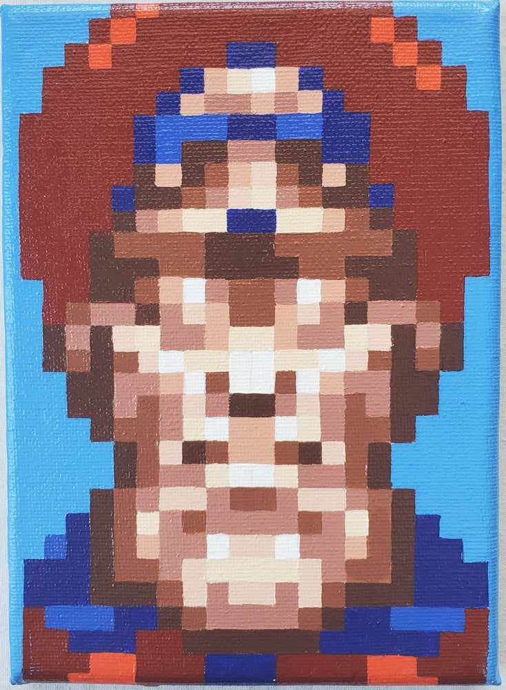 Image of M. Bison - portrait
