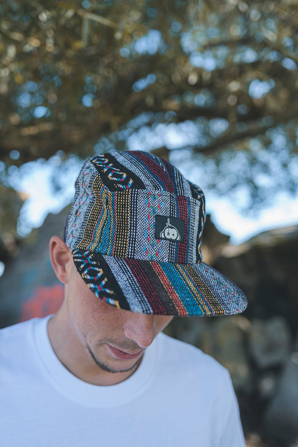Image of Monkey Climber Standard USA 5 panel I Aztec I (very ltd!)