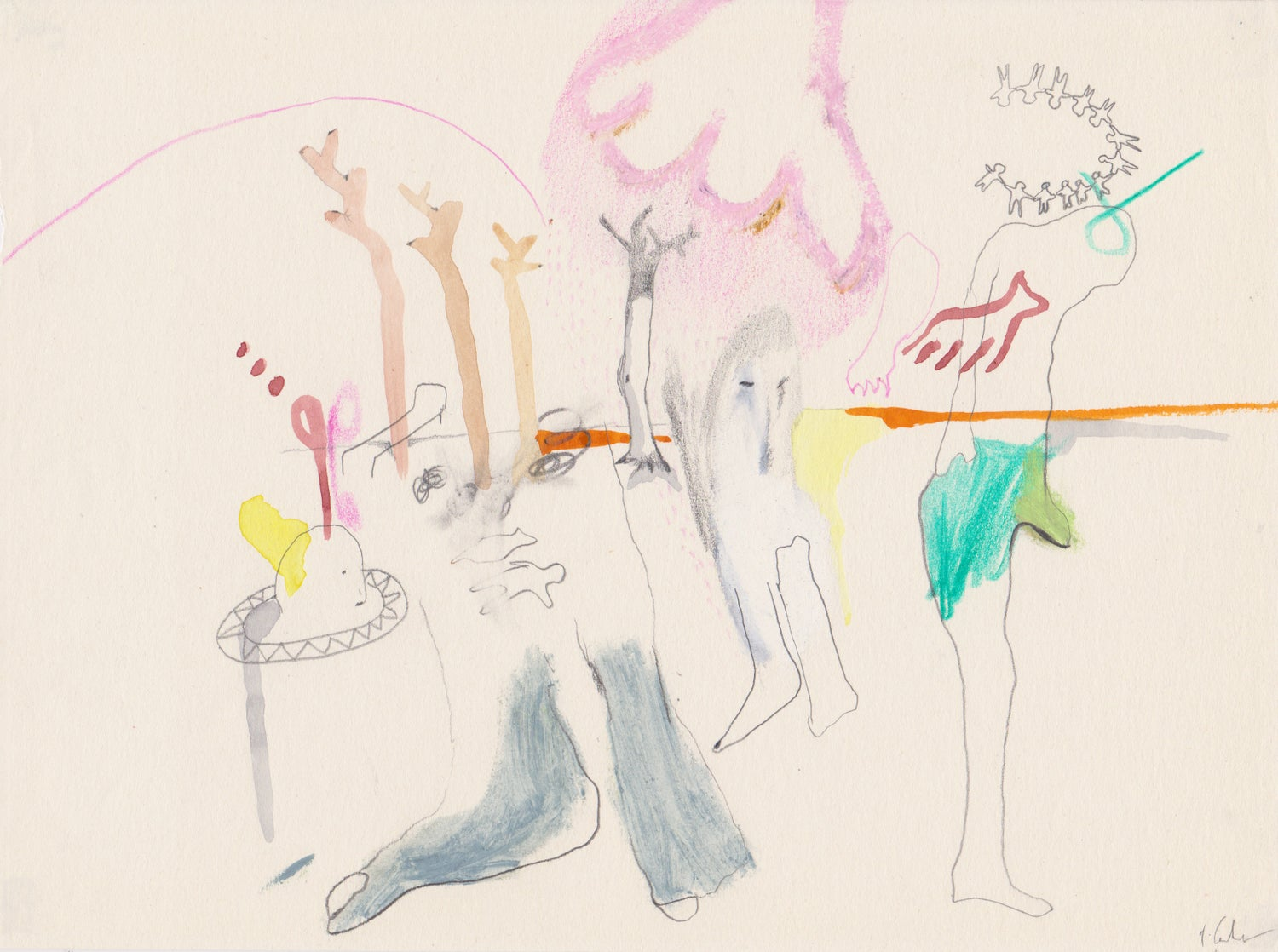 Guillemette Coutellier / Untitled (6)