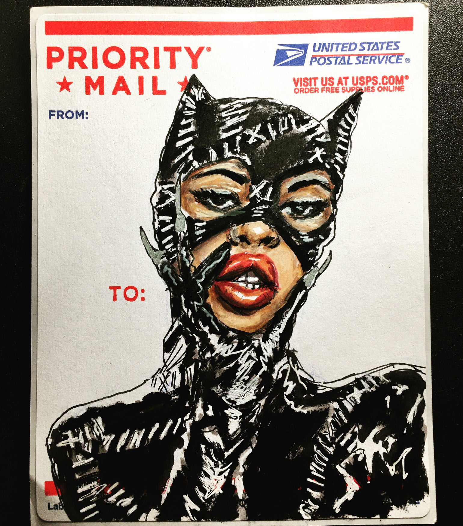 Image of Selina Kyle - Catwoman -