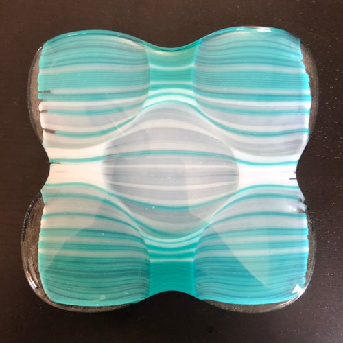 Image of Glass Coasters (Set of 4) #2