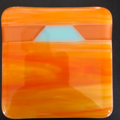 Image of Glass Coasters (Set of 4) #3