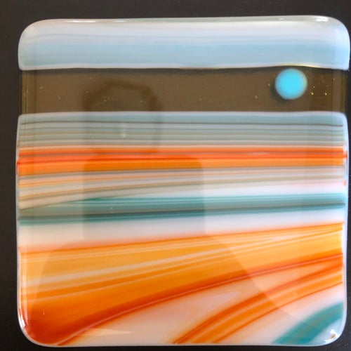 Image of Glass Coasters (Set of 4) #4