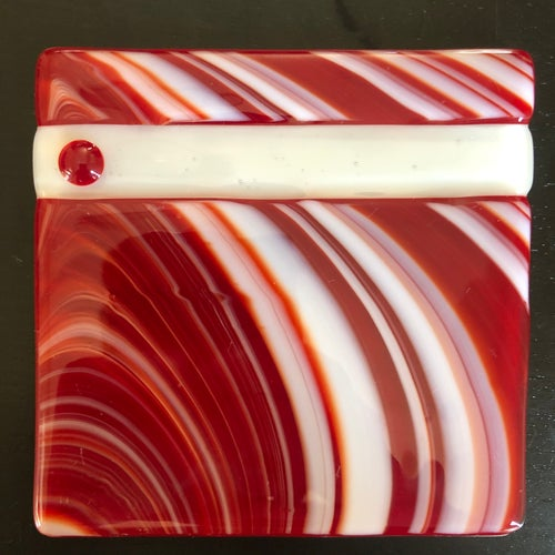 Image of Glass Coasters (Set of 4) #6