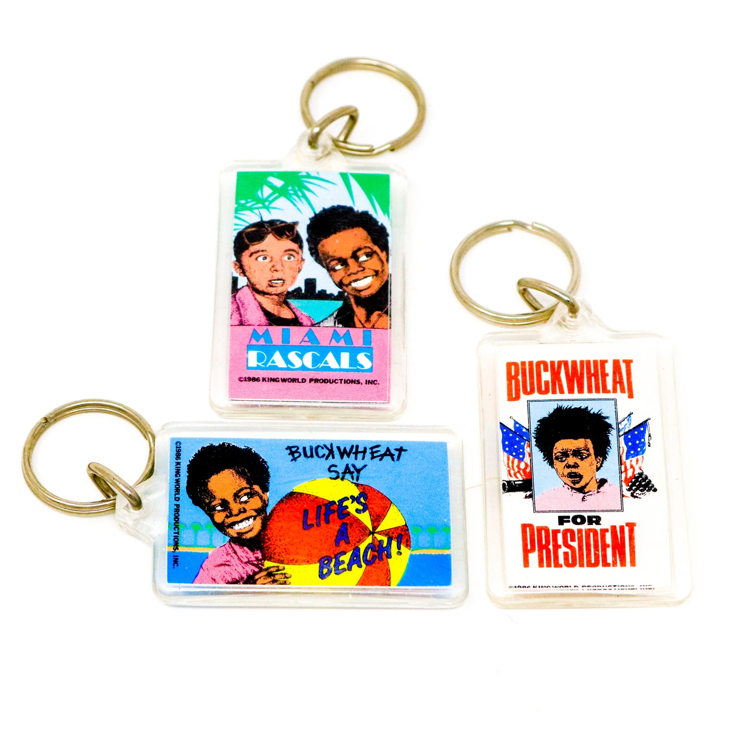 Image of The Little Rascals - Keychains