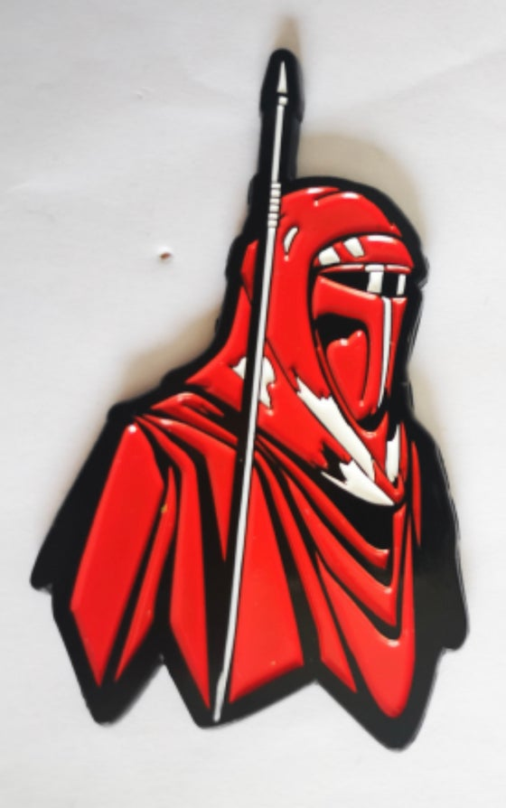 "Image of Royal Guard 2.75"" Lapel Pin"