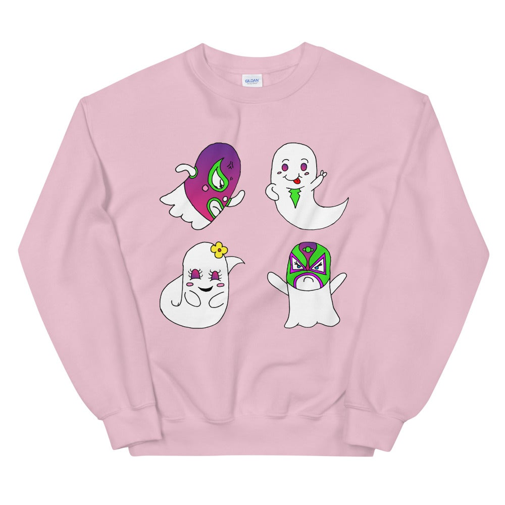 Lucha Ghost Sweatshirt