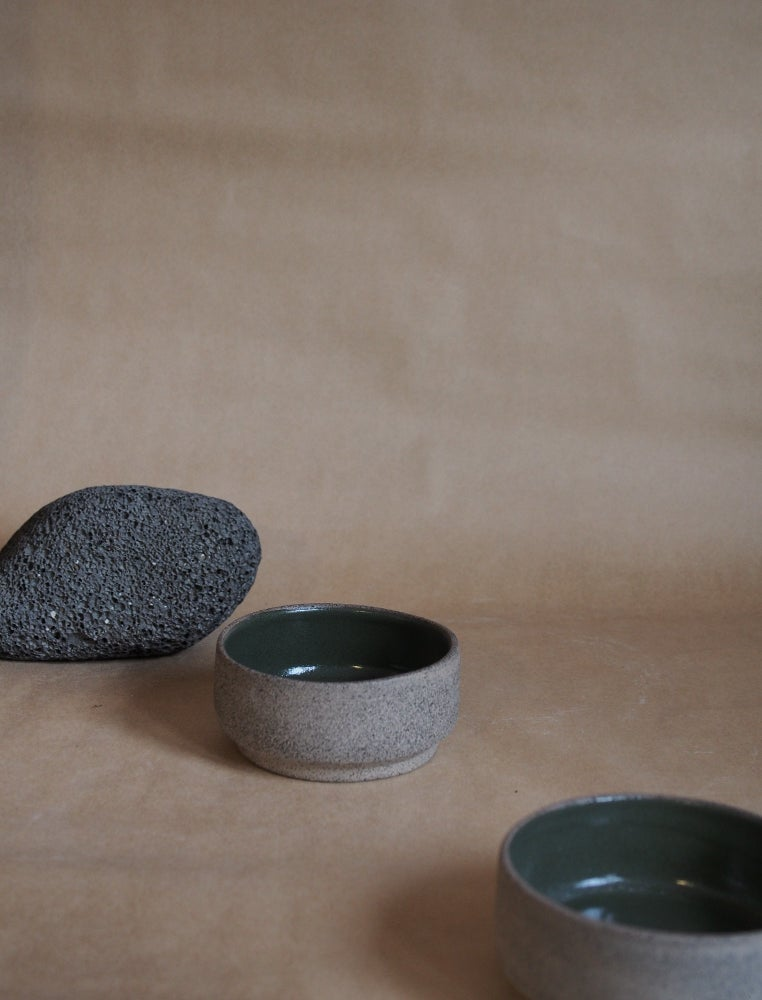 Image of Brutalist Salt dish